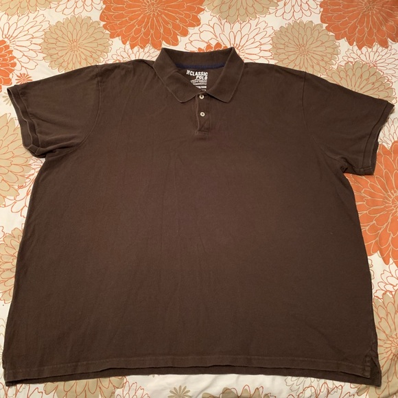 100% genuine reputable site quality products Old Navy Shirts | Mens Brown Short Sleeve Polo 3xl | Poshmark
